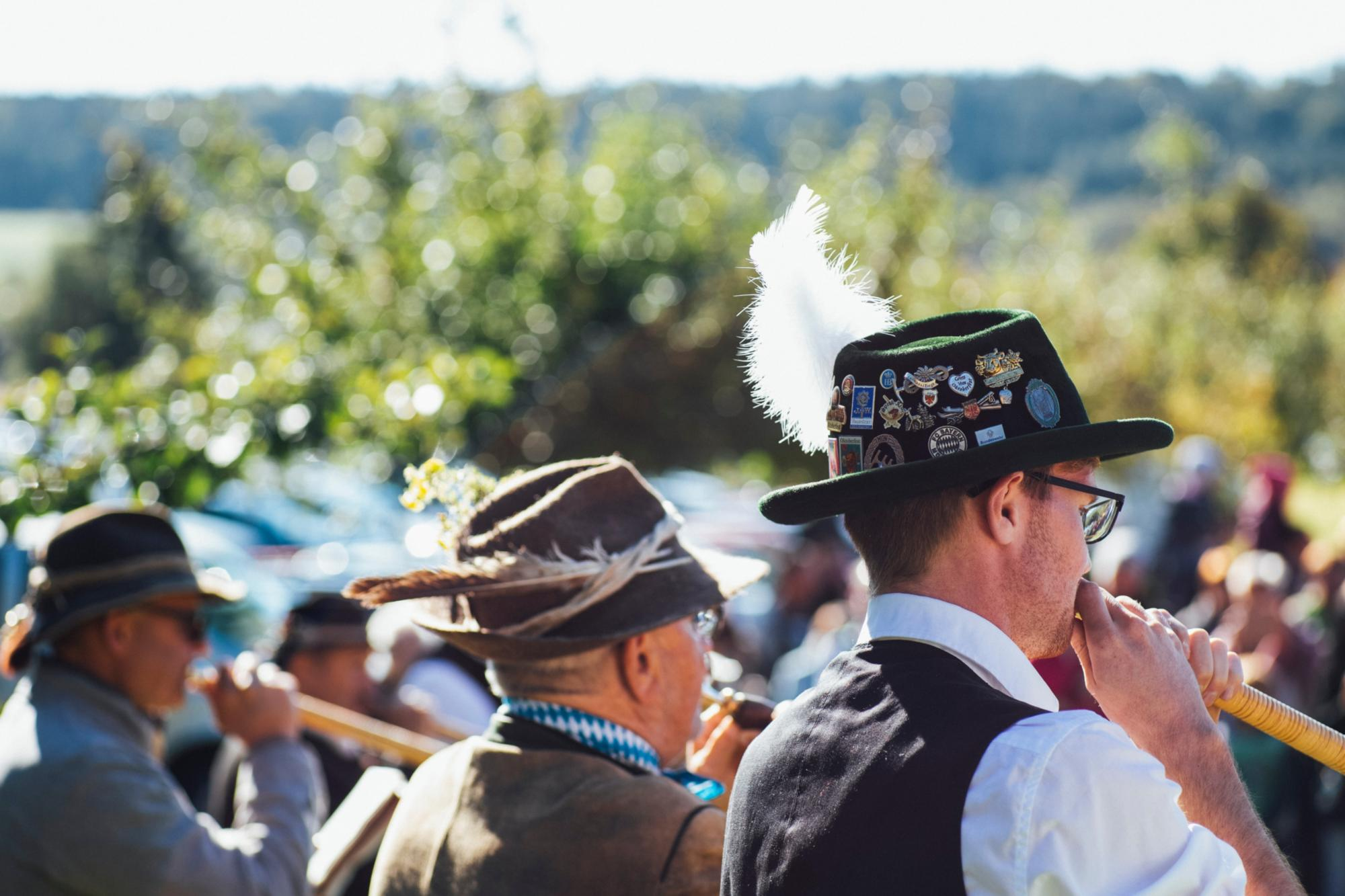 Oktoberfest (c) Photo by Markus Spiske on Unsplash