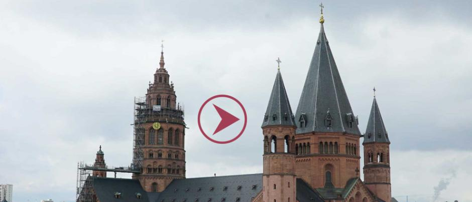 Webcam auf den Mainzer Dom