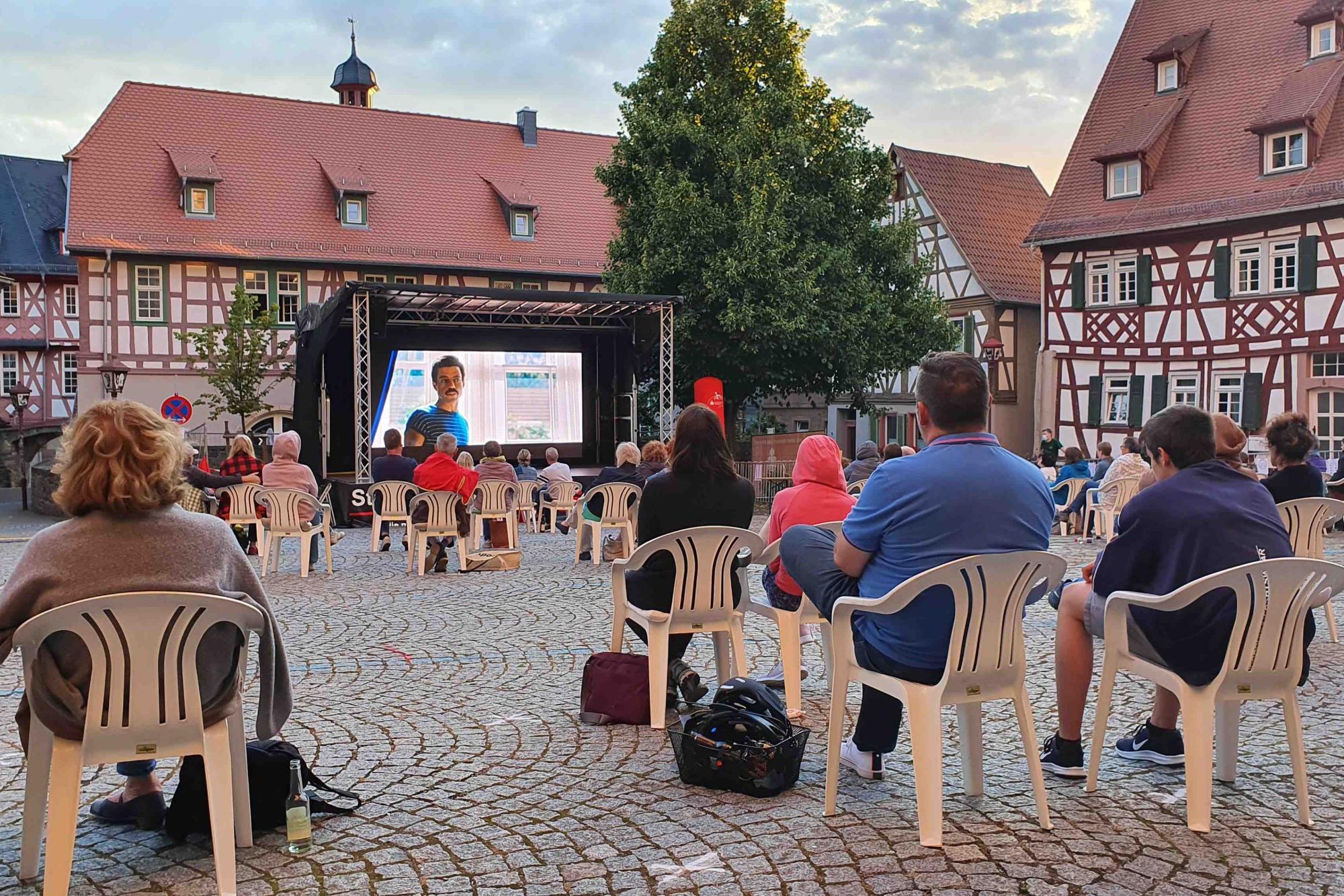 Open Air Kino Mainz