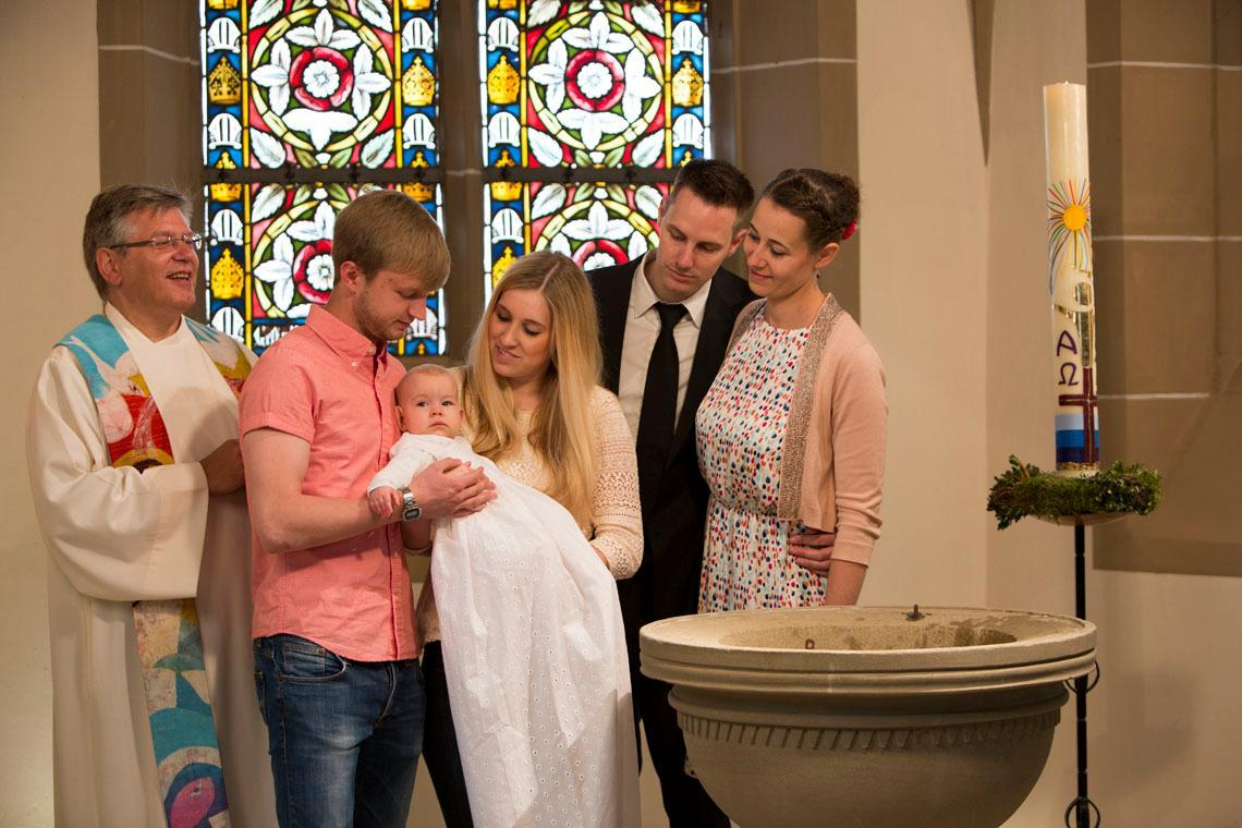 Wann Taufen