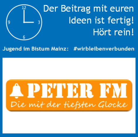 PeterFM (c) BDKJ Mainz