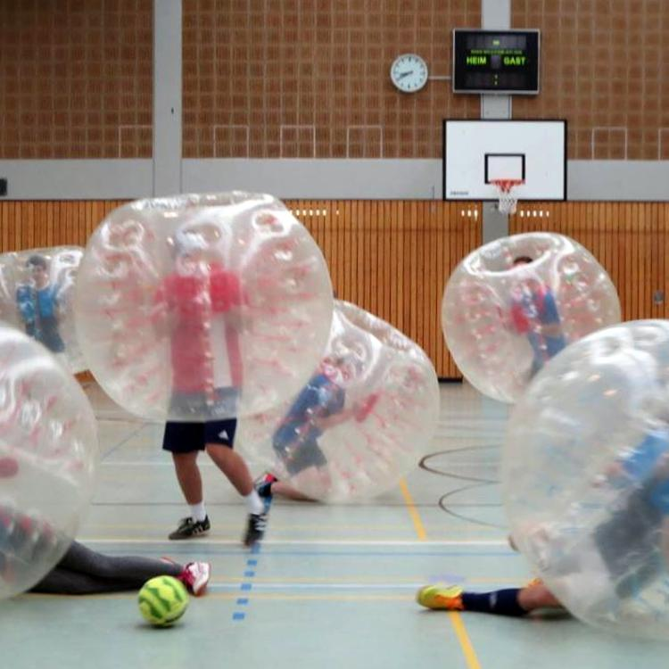 Bubble Ball Turnier