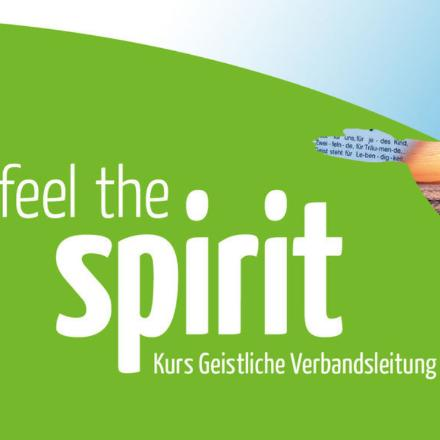 Logo Feel the spirit