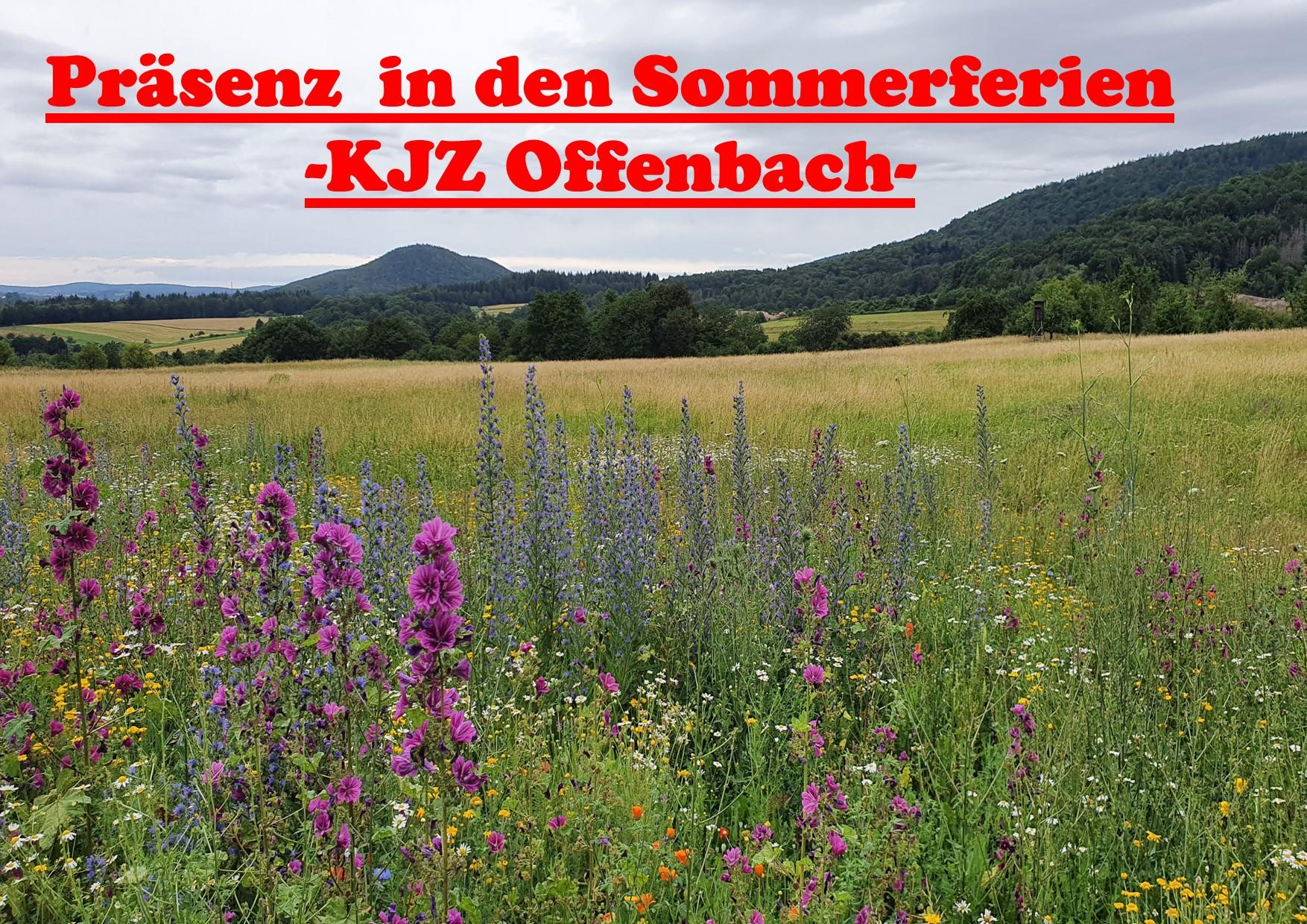 Sommerpause 2020 (c) KJZ Offenbach