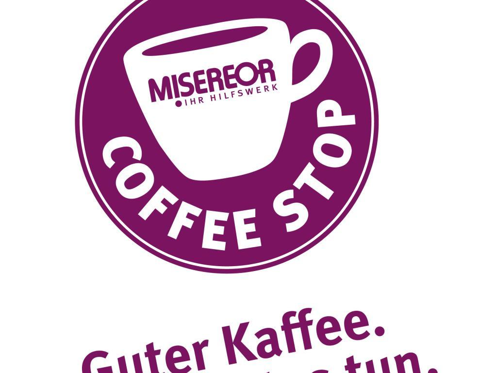 Misereor Coffee-Stops