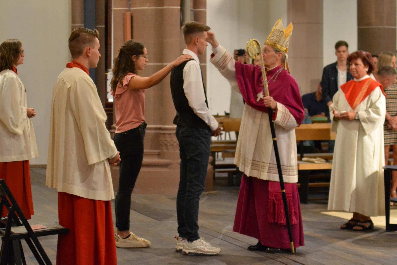 katholische kirche kennenlernen)