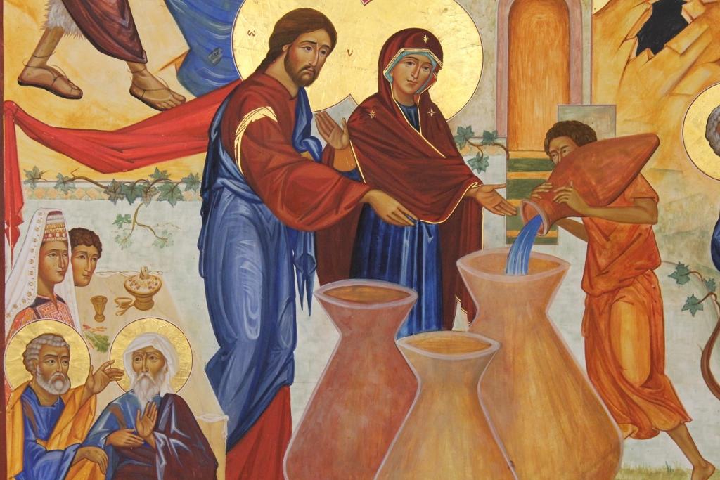 Wasser Zu Wein Katholische Kirche Viernheim