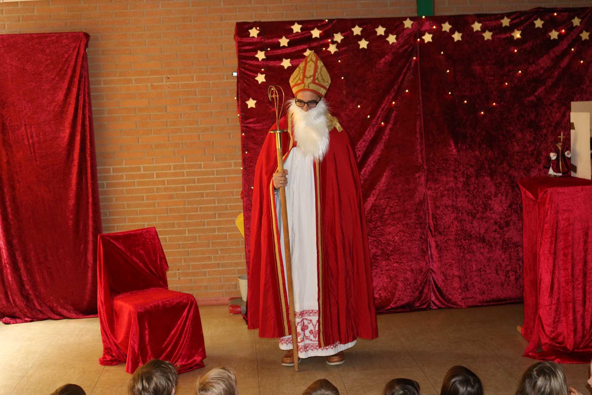 Nikolausfeier in der KiTa St. Marien Kita Griesheim