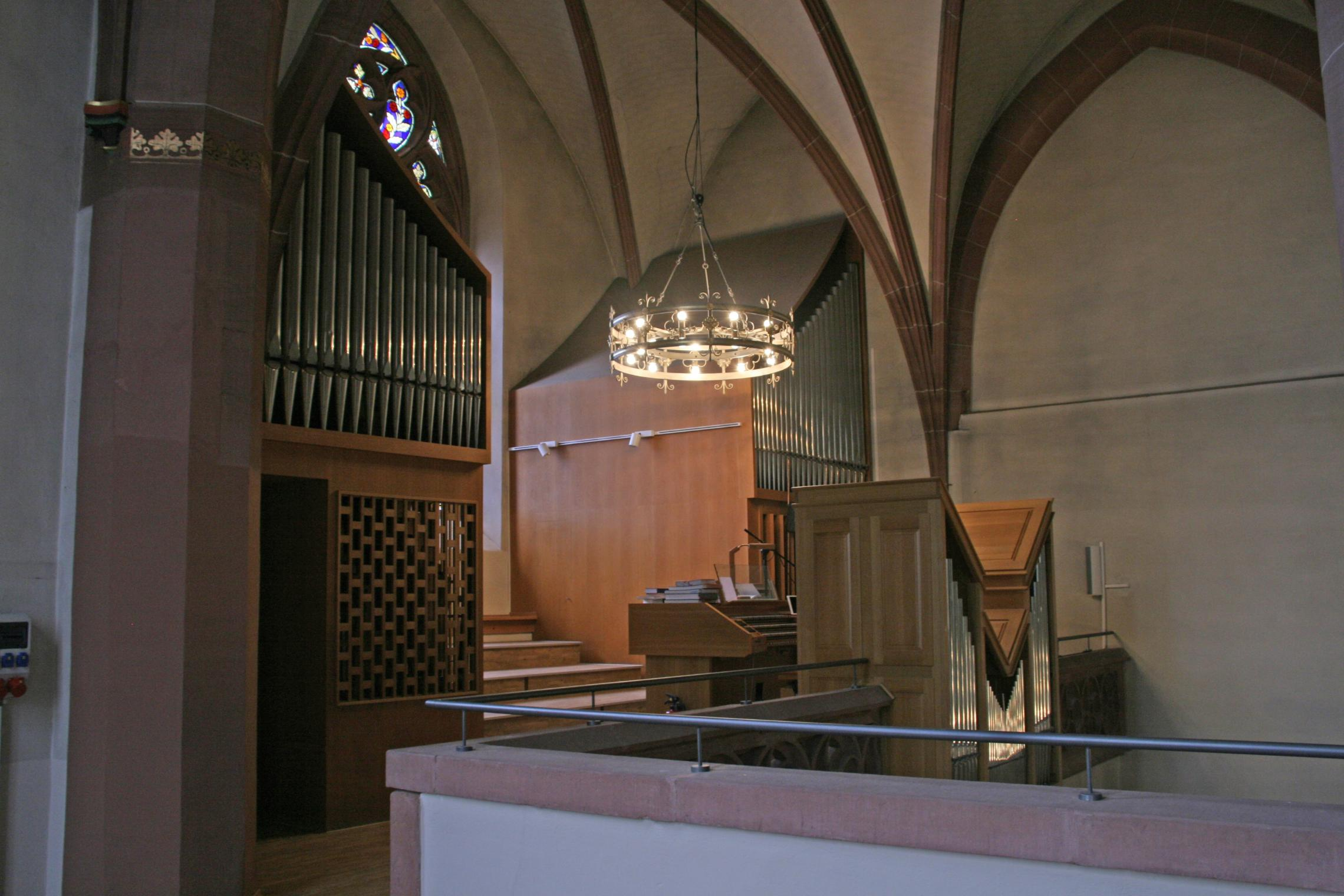 Orgel St. Peter & Paul (c) Mathias Diefenbach