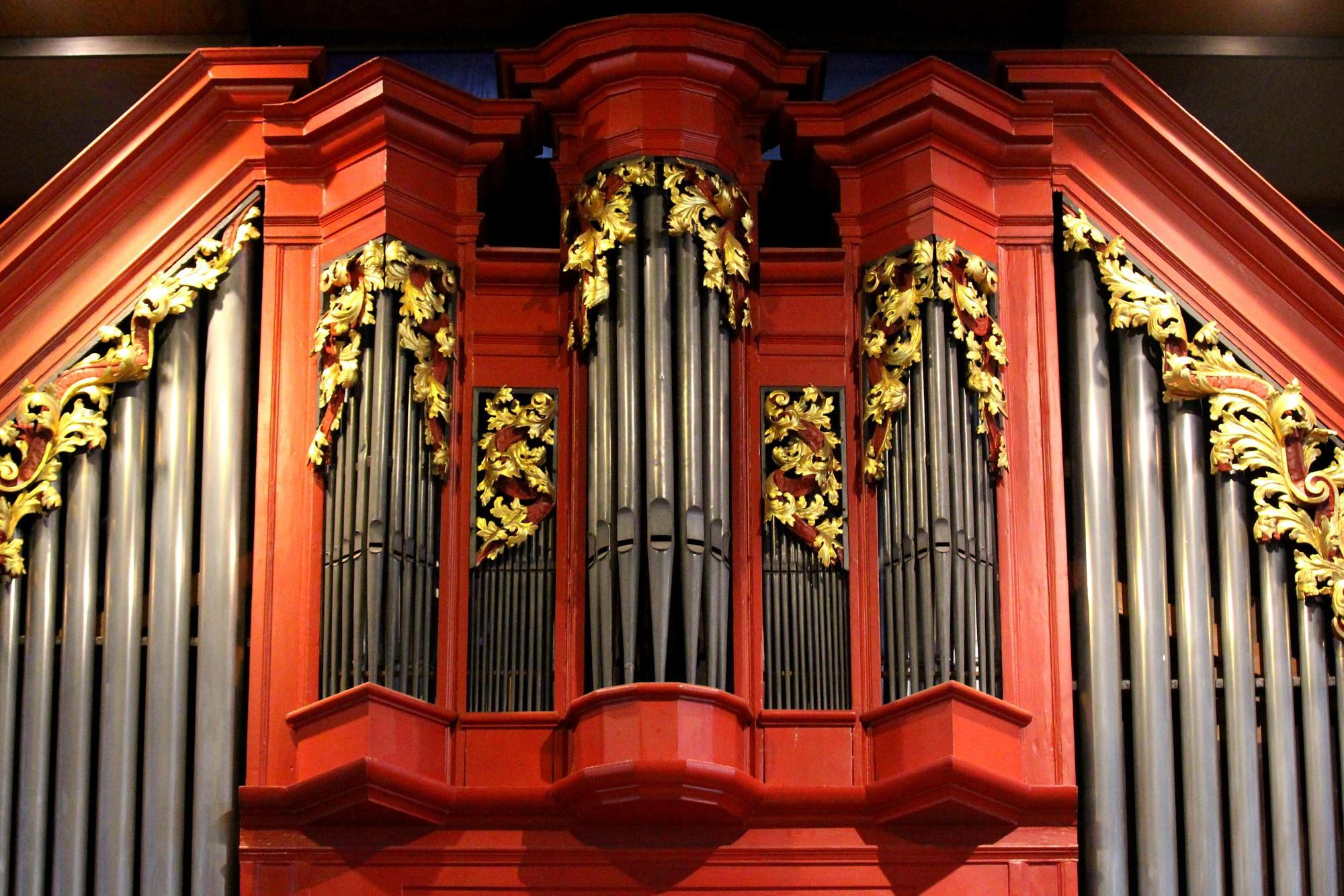 Orgel (c) St. Michael Nd-.Ramstadt
