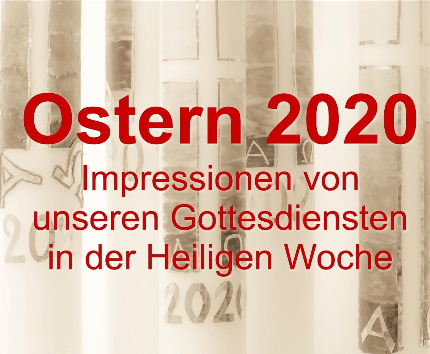 Ostern-2020-Video (c) Michael Rieth