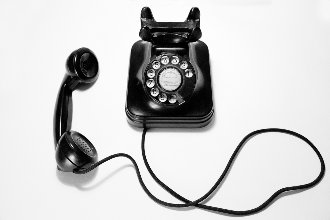 Telephone (c) public domain unsplash.com