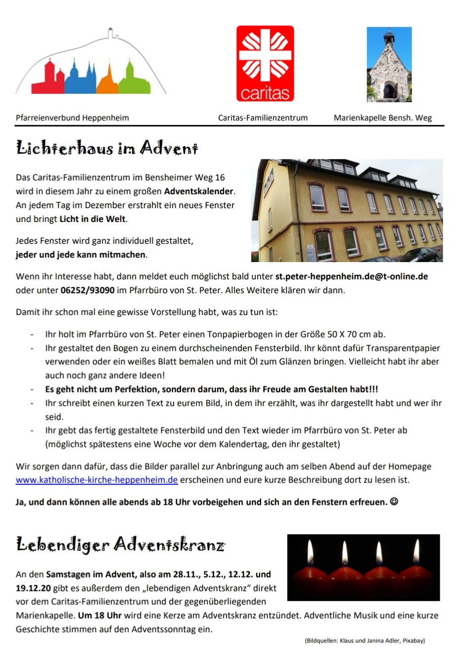 advent20a (c) PV Heppenheim