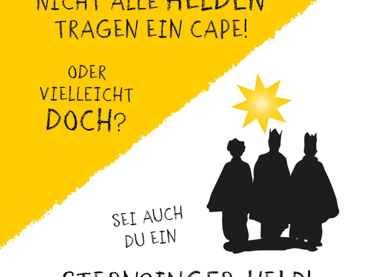 Sternsinger-held