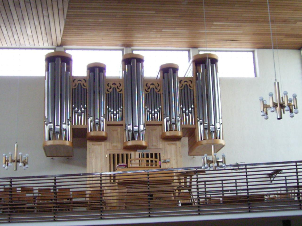Orgel St. Stephanus