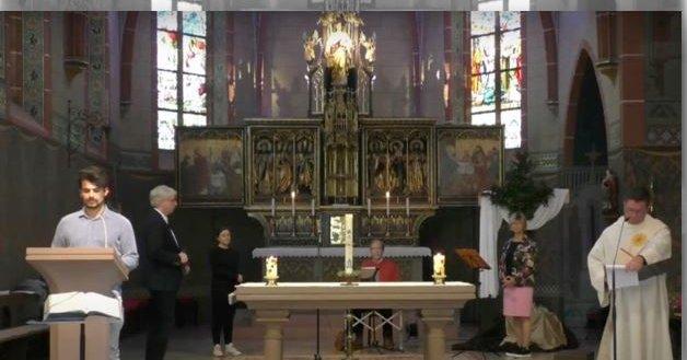 Live Stream Gottesdienste auch weiterhin PG Klein
