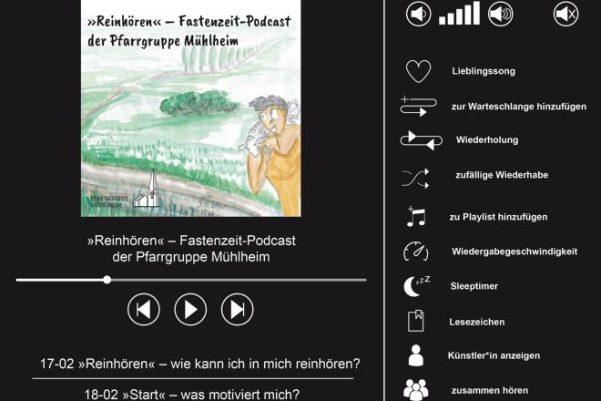 Fastenzeit-Podcast