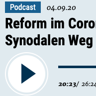 Podcast Reform im Corona-Modus (c) hr-INFO