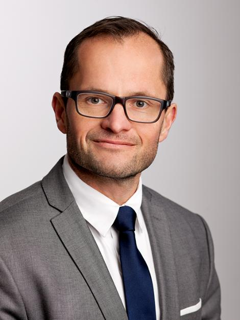 Finanzdirektor Christof Molitor (c) privat