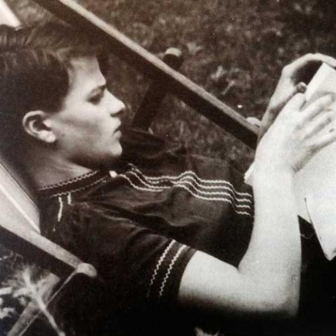 Sophie_Scholl (c) The Wisdom Daily
